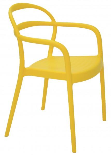 Stuhl SISSI, Kunststoff