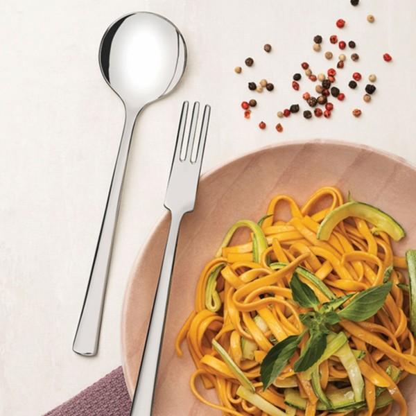 ESSENTIALS Spaghettibesteck, 2-teilig