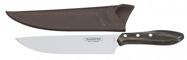 Fleischmesser mit Etui, 20 cm