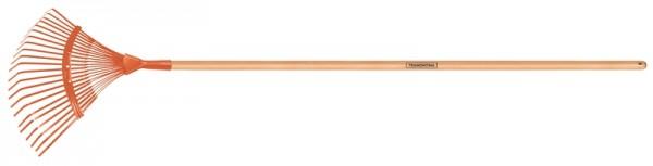 Fächerbesen, 22 Zinken, Länge 120 cm