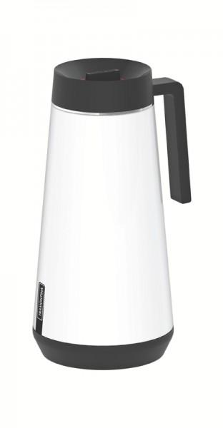 EXATA Thermoskanne weiß - 750 ml