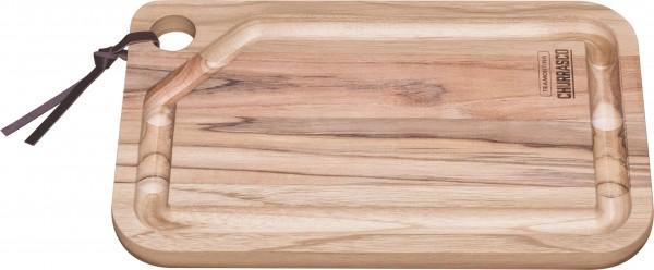 Rechteckige Steakplatte, 33 x 20 x 1,8 cm