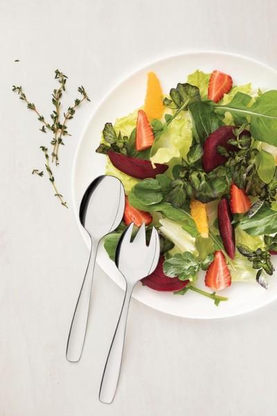 ESSENTIALS Salatbesteck, 2-teilig